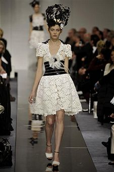RDuJour  84489831 :  karl lagerfeld dress 2009 summer