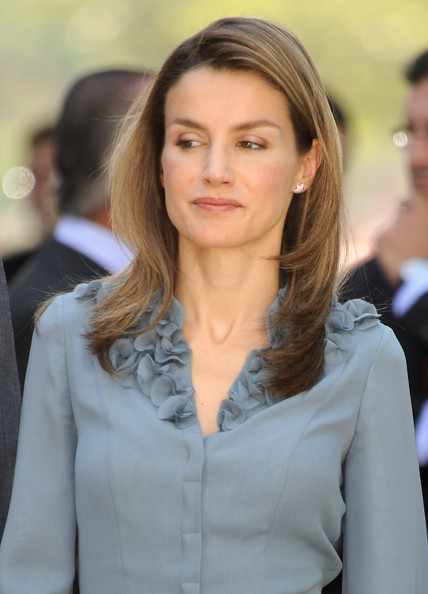 princess letizia wedding. Princess Letizia of Spain
