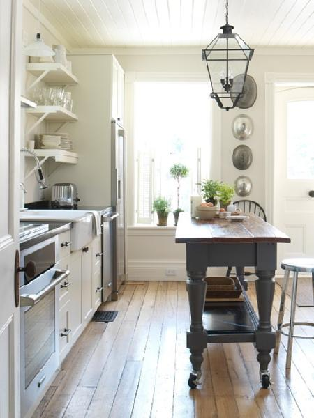 How to Stain Wood Kitchen Cabinets : Home Improvement : DIY Network